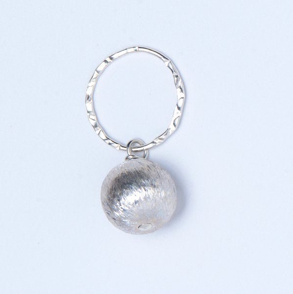 Brushed Ball Pendant