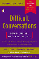 Difficult Conversations: How to Discuss What Matters Most, 10<sup>th</sup>-Anniversary Edition (Charlotte)