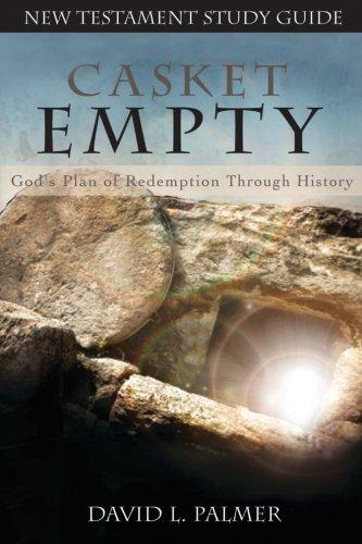 Casket Empty New Testament Study Guide: God's Plan of Redemption through History (Charlotte)