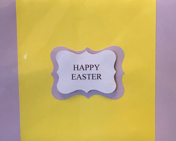 Hand-Made Easter Cards