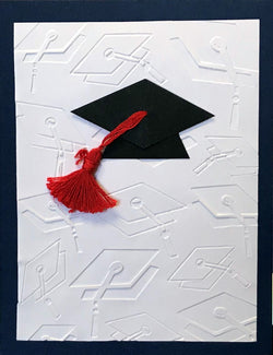 Hand-Made Graduation Cards (Charlotte)