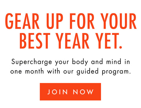 Gear up for your best year yet