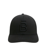 Black Signature Snap Back