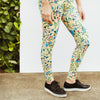 DYI Yellow Flora Legging