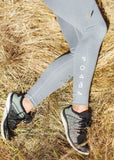 B3 X DYI Heather Grey Legging