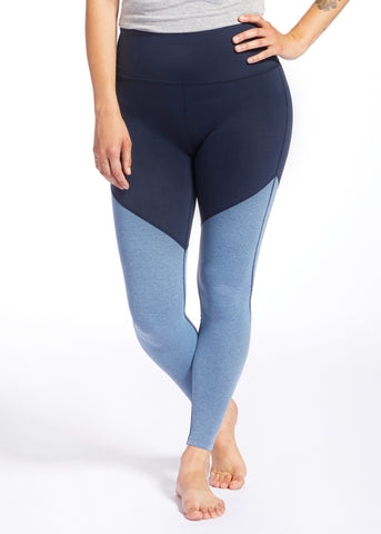 B3 x Beyond Yoga Spacedye Midi Legging