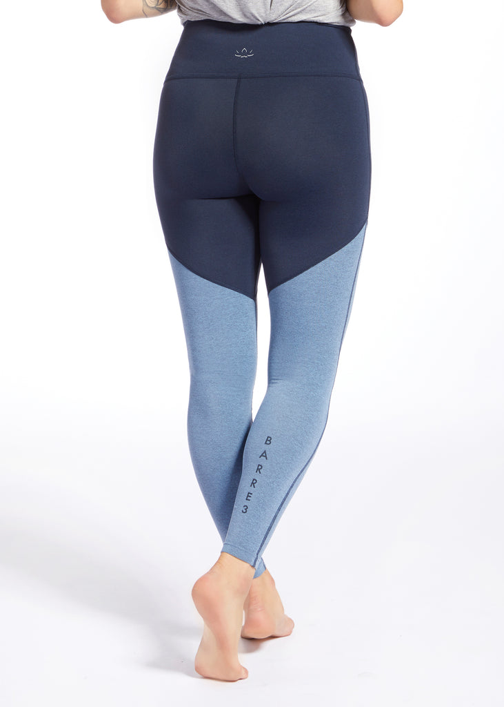 B3 X BY Plush Angles Long Legging