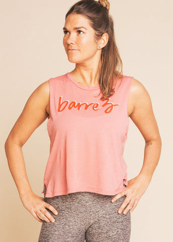 B3 X Beyond Yoga Darkest Night Tank