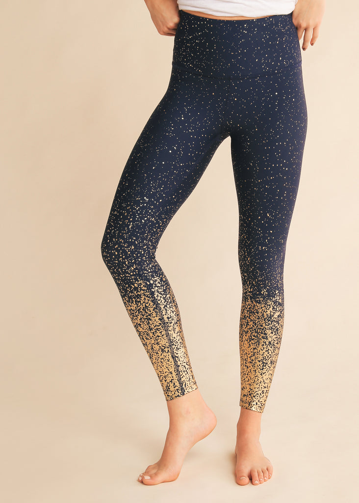 Alloy Ombre High Waisted Legging