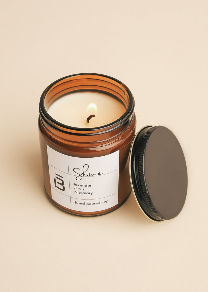 B3 Signature Shine Candle