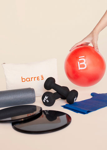 barre3 Core Ball - Orange
