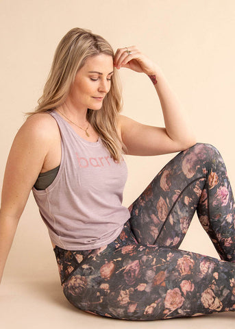 B3 X Beyond Yoga Island Ombre High Waisted Lux Midi Legging