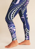 Powerful Purple Legging