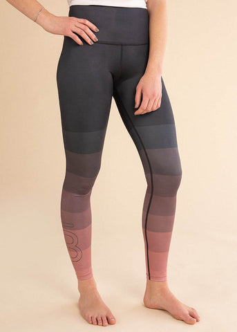 Navy Taylor Legging
