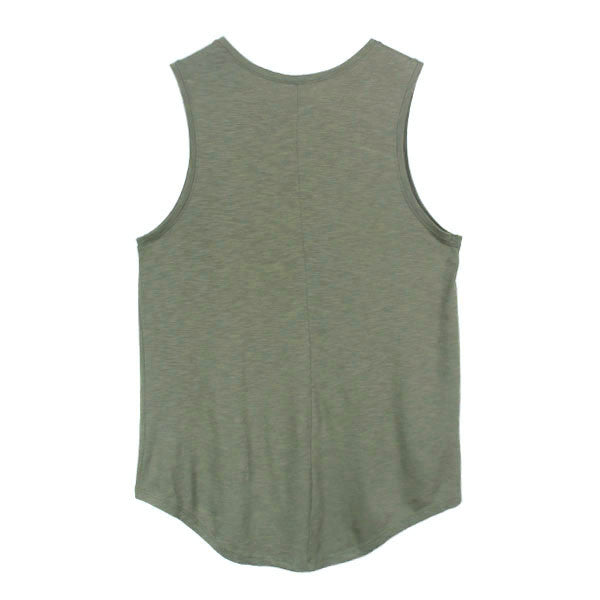 Olive Green Signature Tank