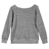 Heather Grey Signature Pullover