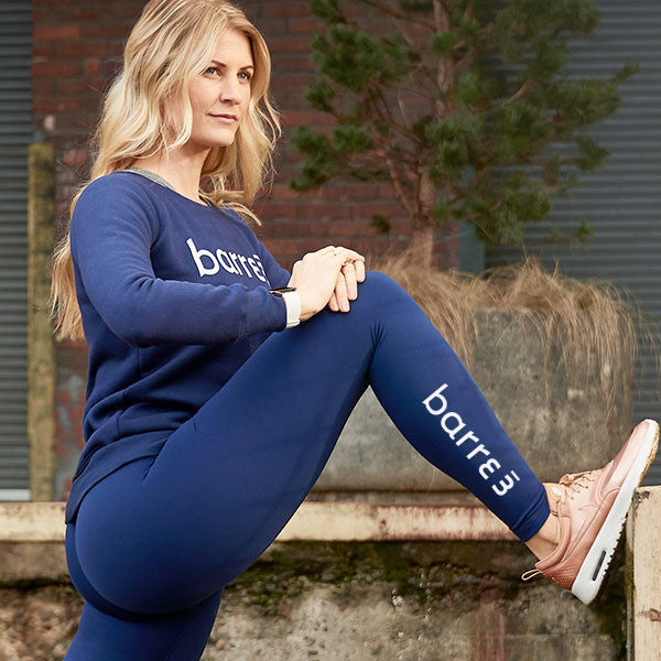 Navy Signature Pullover