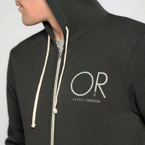 State Collection Men's Hoodie - Oregon Edition