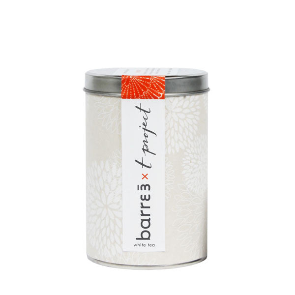 barre3 x T Project White Tea
