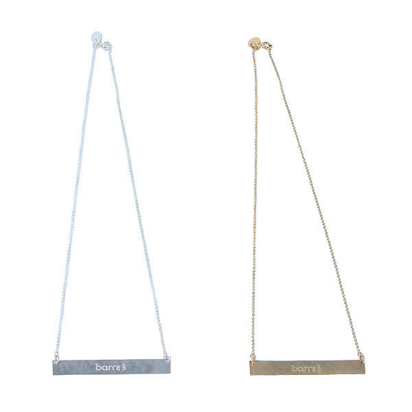 barre3 Necklace