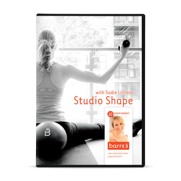 barre3 Studio Shape with Sadie Lincoln