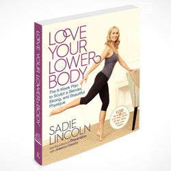 Love Your Lower Body, Book by Sadie Lincoln