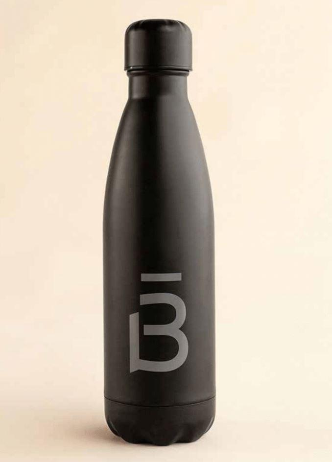Balance Black Water Bottle