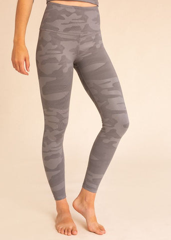 Black Tonal Signature Legging