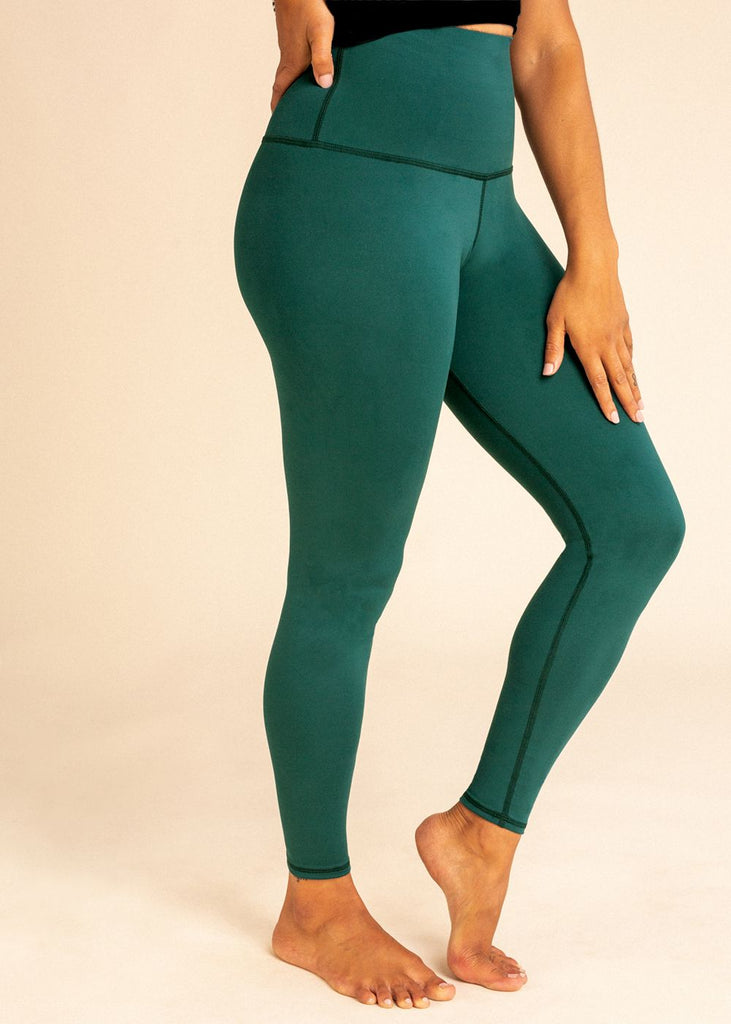 Signature Deep Teal Legging