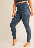 Dark Slate Camo Signature Legging