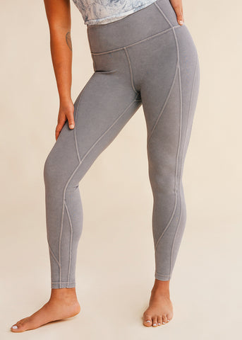 barre3 | lululemon Chambray Wunder Under Legging