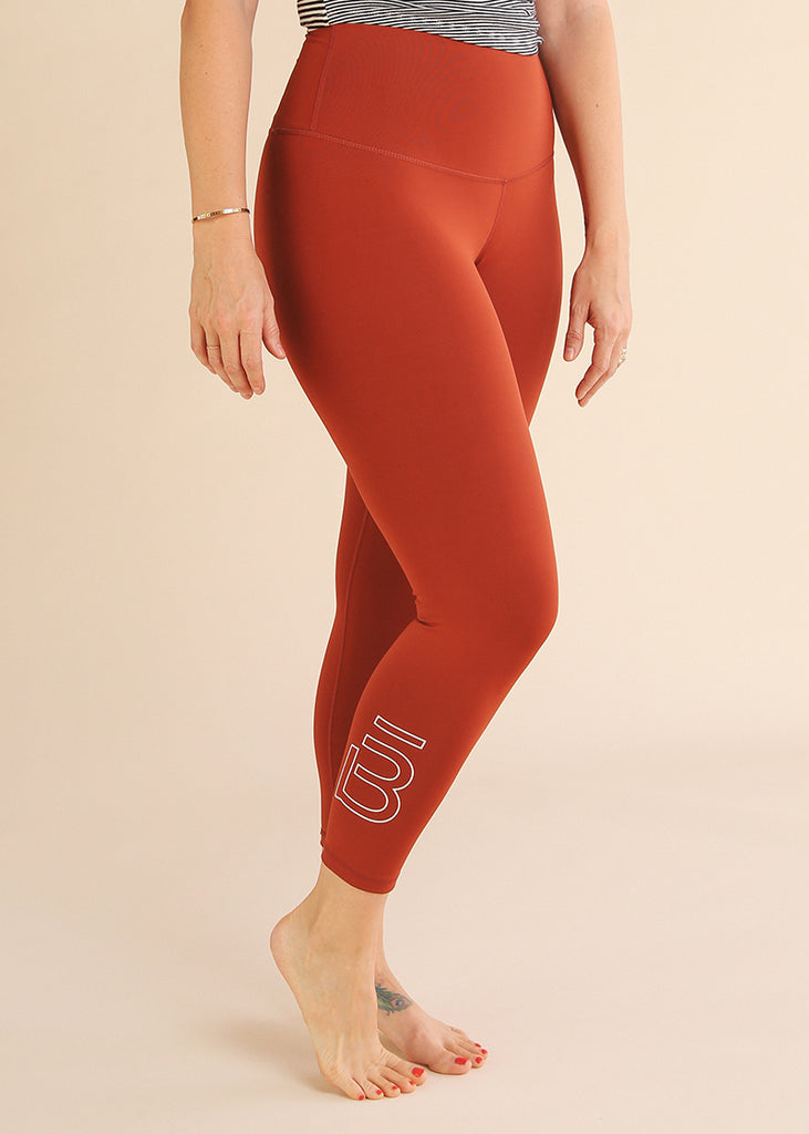 B3 X DYI Brick Take Control Legging