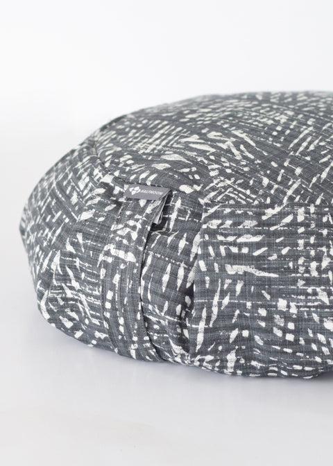 Bramble Round Meditation Cushion