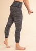 barre3 | lululemon Aerial Dot Wunder Under 7/8 Tight