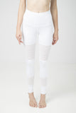 DYI White Stripe Out Legging