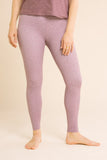 B3 x Beyond Yoga Deep Blush Custom Leopard Legging