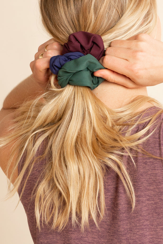 Signature Scrunchie - 3 pack