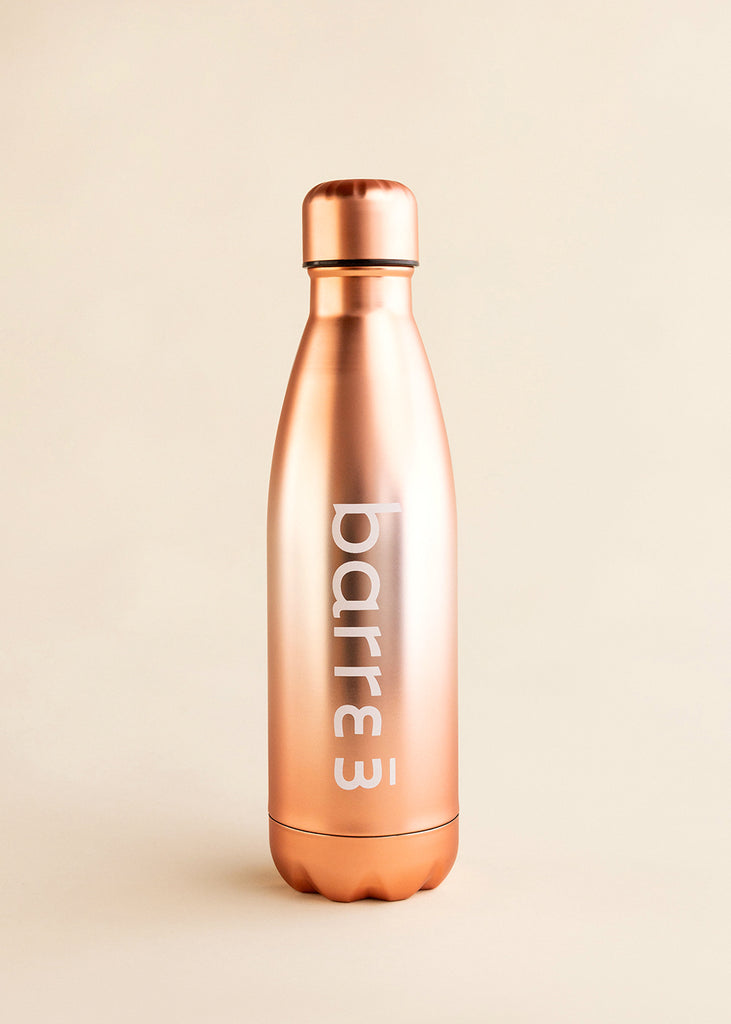 Balance Gold Water Bottle