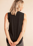 Scooped Muscle Tank