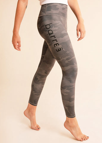 B3 X Beyond Yoga Dark Tropic High Waisted Midi Legging