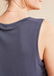 barre3 | lululemon Train to Be Tank Stone Blue