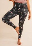 B3 x Beyond Yoga Botanical Floral High Waisted Midi Legging