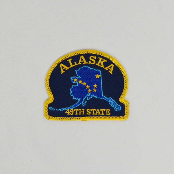 49th State Map Patch
