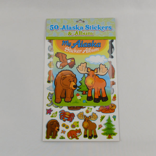 Alaska Sticker Album