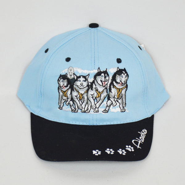 Dog Team Paw Baseball Hat