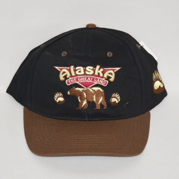 Great Land Bear Baseball Hat