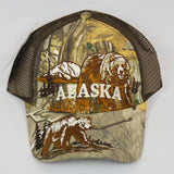 Real Tree Bear Baseball Hat