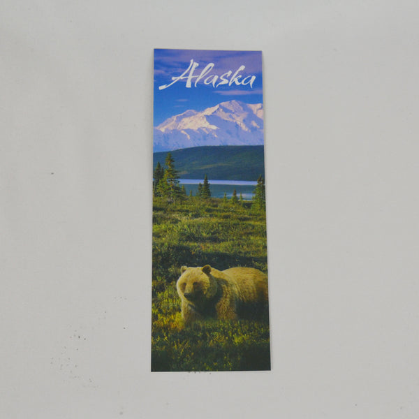 Alaska Brown Bear Bookmark