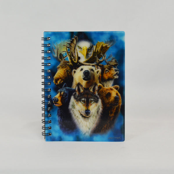 Alaska Wildlife Notebook