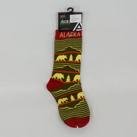 Bear Tree Mountain Sock